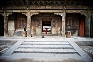Entrada do Templo da Sabedoria