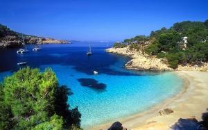 Ibiza vista de cima