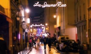 La Jeune Rue, Paris