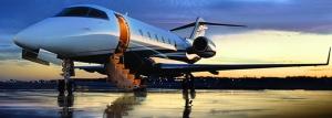 Air Partner: jatinhos voam de países europeus até a ilha
